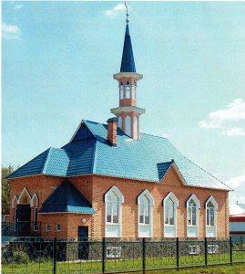 Мечеть Ангам