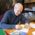 Встреча с известным писателем П.А.Брычковым